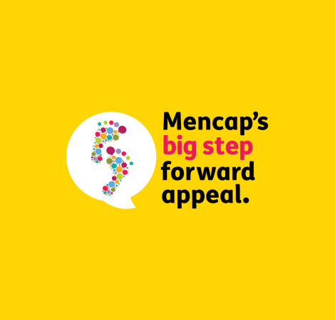 Mencap – Big Step Forward